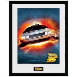 Back to the Future, Tavla - 35th DeLorean multifärg