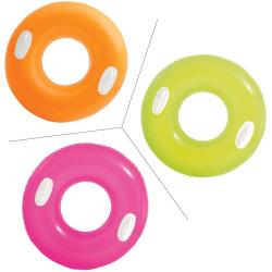 Badring 76 cm, Intex - Säljs slumpvis multifärg