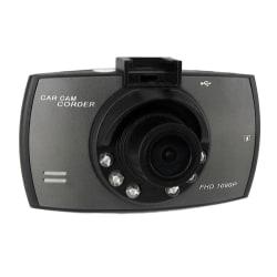 Bilkamera / Dashcam med G-sensor Svart