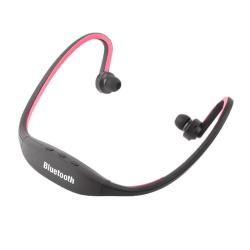 Bluetooth-Hörlurar - Sportversion - Rosa Rosa