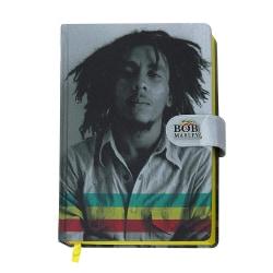 Bob Marley, Anteckningsbok multifärg