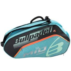 Bullpadel, Padelväska - Mid Capacity - Blå Blå