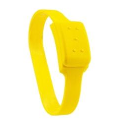 Citronella, Armband mot Mygg - Gul Gul
