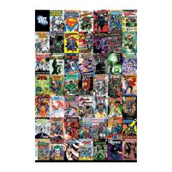 DC Comics, Maxi Poster - Montage multifärg