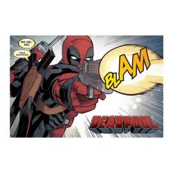 Deadpool, Maxi Poster - Blam multifärg