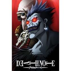 Death Note, Maxi Poster - Shinigami multifärg