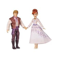 Disney, Frozen 2 / Frost 2 - Anna & Kristoffer multifärg