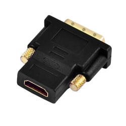 DVI-I till HDMI adapter Svart