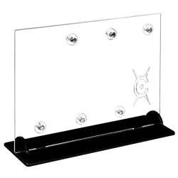 Fadecase - Knivställ för 3x Karambit Classic Transparent