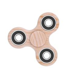 Fidget Spinner - Trä