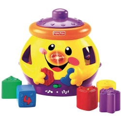 Fisher-Price, Laugh & Learn - Cookie Shape Surprise multifärg