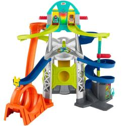 Fisher-Price, Lekset - Wheelies Launch and Loop multifärg