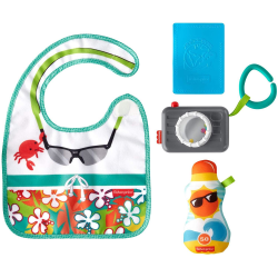 Fisher-Price, Presentset - Travel Baby multifärg
