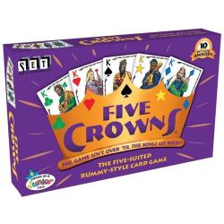 Five Crowns - Kortspel multifärg