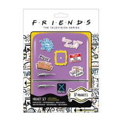 Friends, Kylskåpsmagneter multifärg