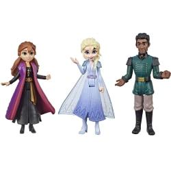Frozen 2, Figurer - Elsa, Anna och Mattias multifärg