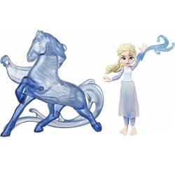 Frozen 2, Figurer - Elsa och Nokk multifärg