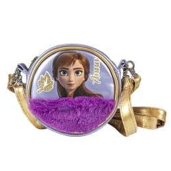 Frozen 2 / Frost 2, Axelremsväska - Anna Lila