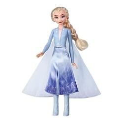 Frozen 2 / Frost 2,  Docka med lysande kläder - Elsa multifärg