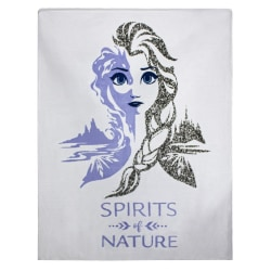 Frozen 2 / Frost 2, Fleecefilt - Spirits of Nature multifärg