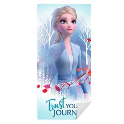 Frozen 2, Handduk - Elsa, Trust Your Journey multifärg