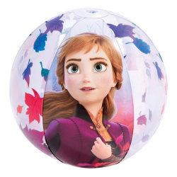 Frozen 2 - Uppblåsbar Badboll multifärg