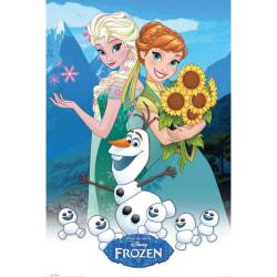 Frozen Fever, Maxi Poster multifärg