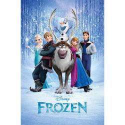 Frozen, Maxi Poster - Karaktärer multifärg
