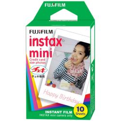 FUJIFILM - 10 Pack Instax Mini 8 Camera Film Grön