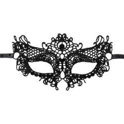 Glamorös Ögonmask i Spets för Fest & Halloween - Nr 8 #8