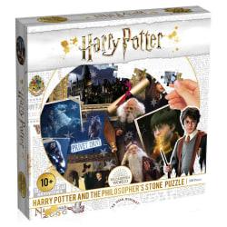 Harry Potter, Runt Pussel - The Philosophers Stone multifärg