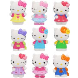 Hello Kitty, 1x Minifigur - Säljs Slumpvis multifärg