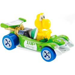 Hot Wheels Mario Kart - Koopa Troopa Circuit Special multifärg