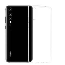 Huawei P20 Pro - Transparent silikonskal Transparent