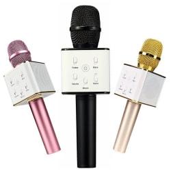 KTV Karaoke Mikrofon, Svart Svart