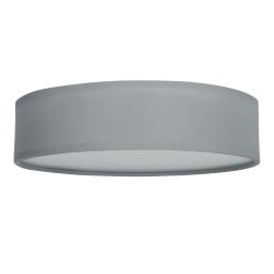 LED Taklampa grå