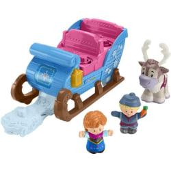 Little People, Frozen / Frost - Kristoffs Släde multifärg