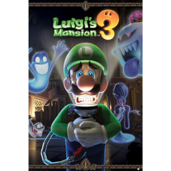 Luigis Mansion, Maxi Poster - In for a Fright Multifärg