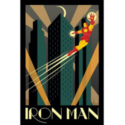 Marvel Deco, Maxi Poster - Iron Man multifärg