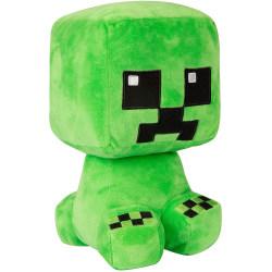 Minecraft, Gosedjur - Creeper 24 cm Grön