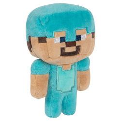 Minecraft, Gosedjur / Mjukisdjur - Diamond Steve multifärg