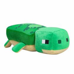 Minecraft, Gosedjur / Mjukisdjur - Sköldpadda (20 cm) multifärg