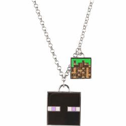 Minecraft, Halsband - Enchanted Enderman multifärg