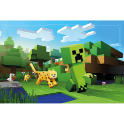 Minecraft, Maxi Poster - Ocelot Chase multifärg