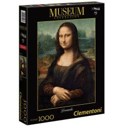 Mona Lisa, Pussel - 1000 Bitar multifärg