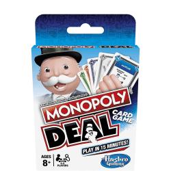Monopol Deal - Kortspel multifärg