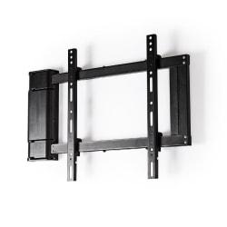 Motordrivet TV-väggfäste, 32-60 tum Svart