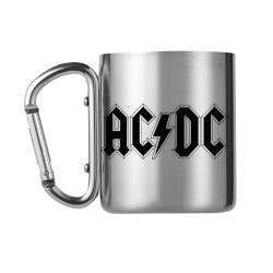 Mugg med Karbinhake - AC/DC Silver