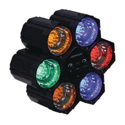 Nedis - Spotlight med 126 lysdioder Svart