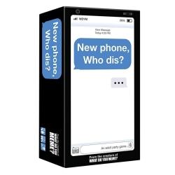 New Phone Who Dis? - Festspel multifärg